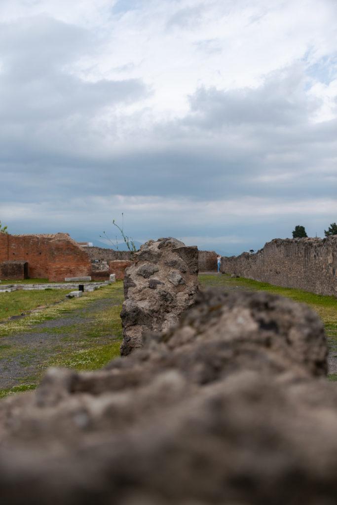 pompéi ruines dark tourism