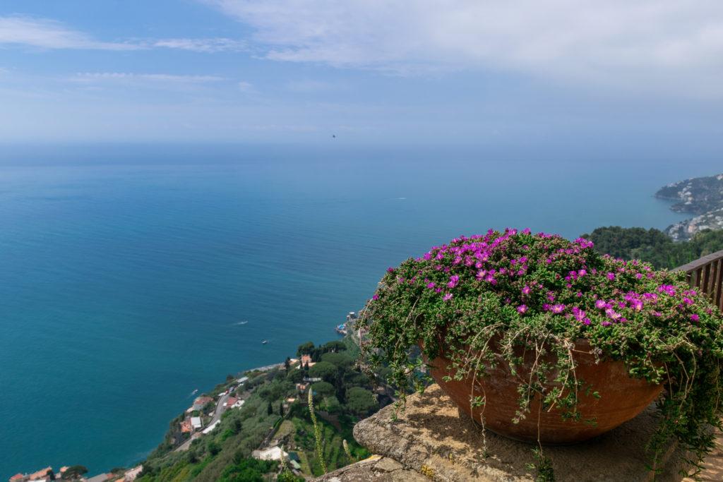 côte amalfitaine voyage road trip
