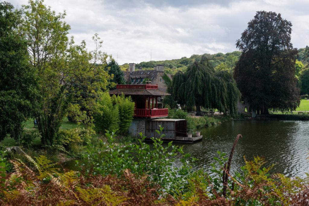 abbaye des vaux de cernay mogoonthego mogo on the go foret de rambouillet maison japon japonaise