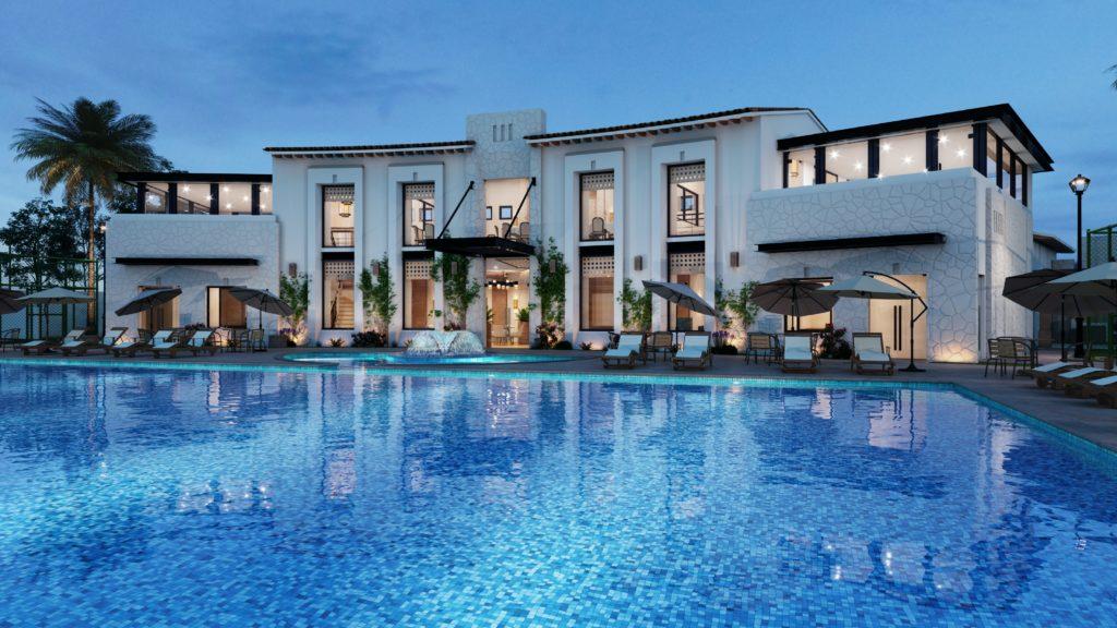 louer des villas avec le groupe accor echo touristique villa chalets plateforme de location en ligne piscine riche argent logement hebergement voyage luxe