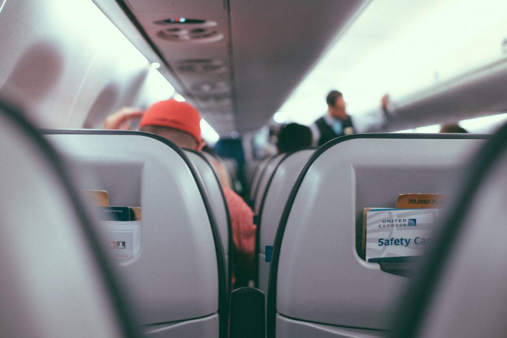 repas d'avion a la maison la presse nourriture fleury michon voyage tourisme surgeles steward hotesse de l'air manger