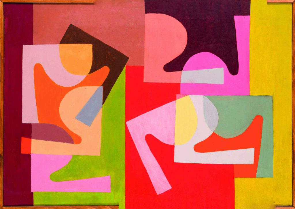 elles ont fait l'abstraction centre pompidou