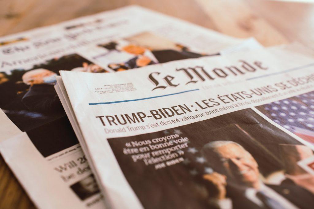 le monde newspaper presse a la une france journal journaux