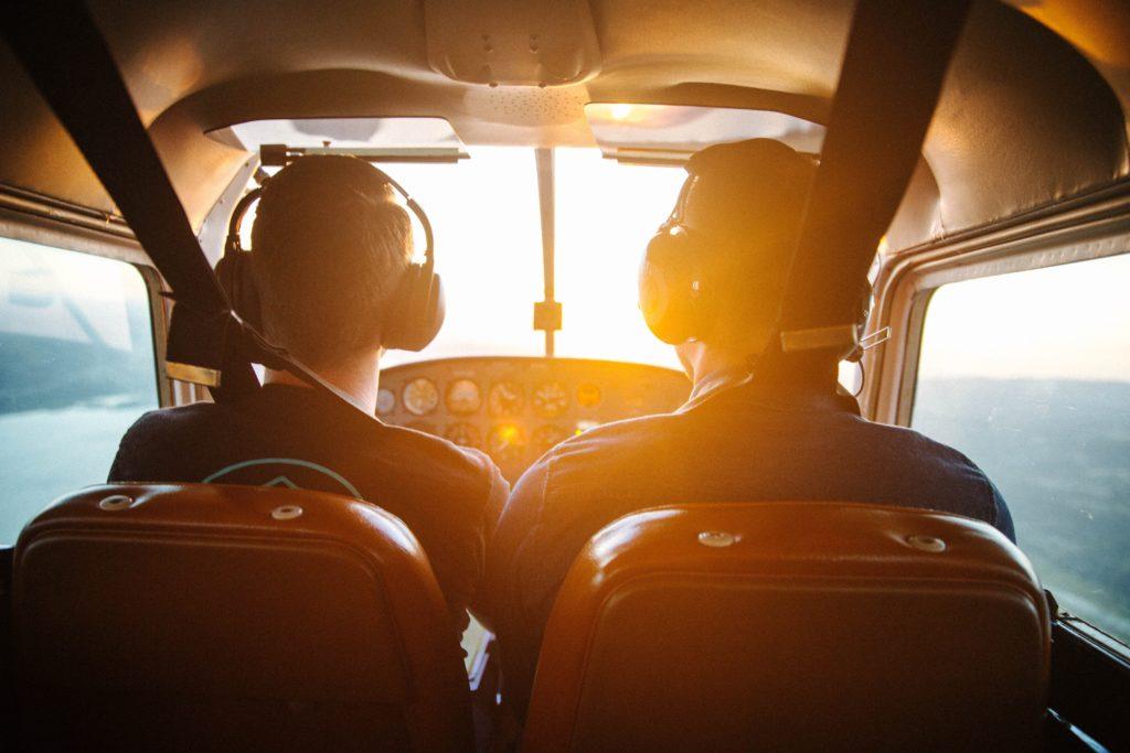 pilote de ligne compagnie aerienne secret personnel avion