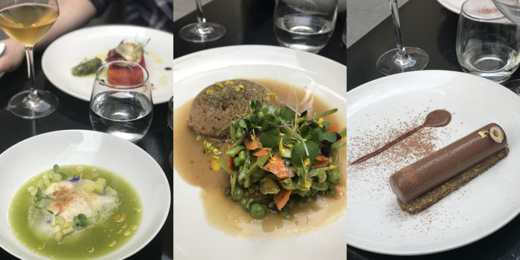42 degres restaurant cru bistronomie vegan