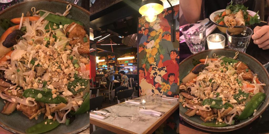 hanoi ca phe restaurant cafe cocktails bar bercy village