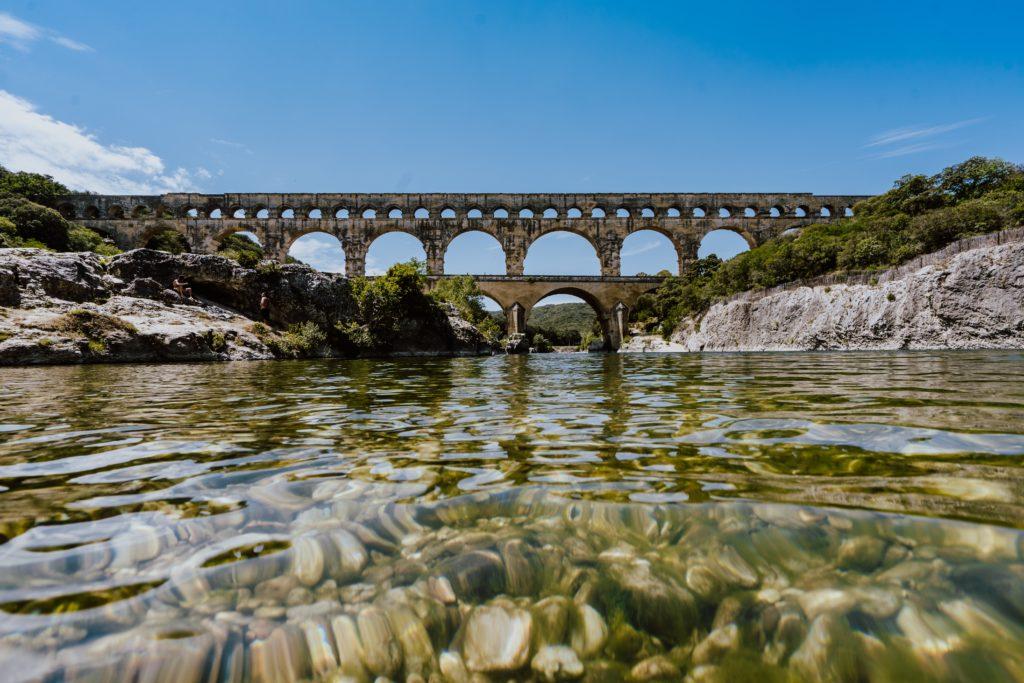 pont du gard france voyage patrimoine