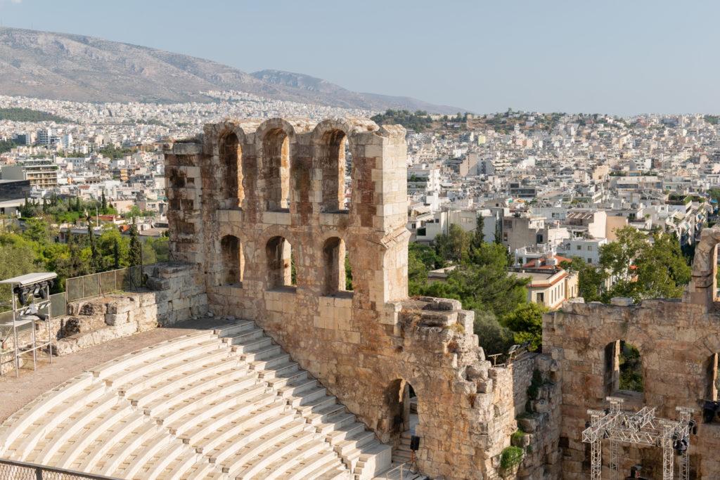athenes grece europe voyage tourisme